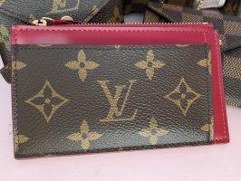 Louis Vuitton Zipped Card Holder Fullset
