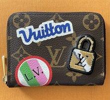 Louis Vuitton Portefeuille brun-magenta