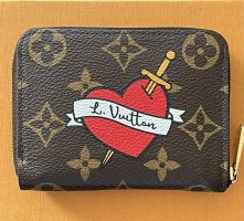 Louis Vuitton Zippy Coin Sonderedition ❤️