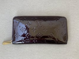 Louis Vuitton Wallet bordeaux mixture fibre