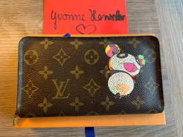 Louis Vuitton Zippy Monogram Canvas Murakami Takashi Panda