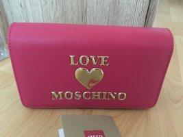 LOVE MOSCHINO Borsa Pu Fuxia