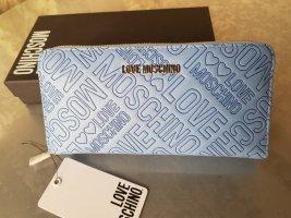 Love Moschino Portemonnee korenblauw