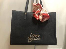 Love Moschino Handbag black-red