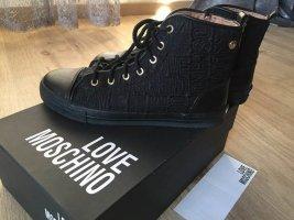 Love Moschino High Sneaker Gr.39 wie neu
