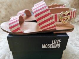Love Moschino Sandalen NEU Letzter Preis