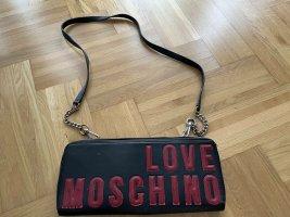 Love Moschino Clutch black-red