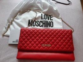 Love Moschino Clutch red
