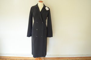 Coat Dress blue mixture fibre