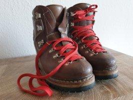 Lowa Bottes à lacets brun