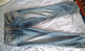 LTB Vaquero pitillo azul pálido