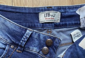 LTB Tube Jeans blue-steel blue
