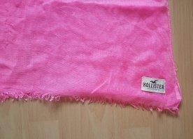 Hollister Shoulder Scarf neon pink
