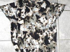 Gerry Weber Short Sleeved Blouse multicolored viscose