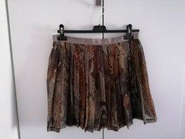 Sienna Pleated Skirt multicolored