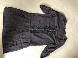 luftiges Baumwollkleid, Gr. 36