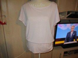 luftiges weites t-shirt.zartes rosa.janina,grösse 38