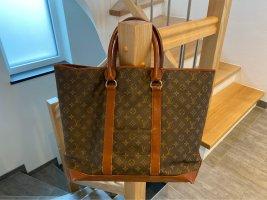 Luis Vuitton Shopper bruin-cognac
