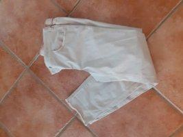 Luisa Cerano 7/8 Length Trousers natural white-cream