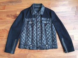 Luisa Cerano Quilted Jacket black