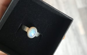Luisa Teresa Moonstone Ring