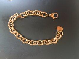 Luna Złote bransoletki w kolorze różowego złota-złoto