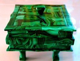 Broche bos Groen-groen