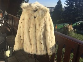Pelt Jacket natural white pelt