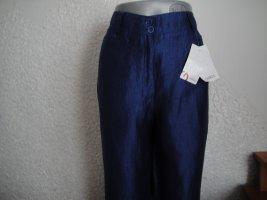 Gelco Pantalon en lin multicolore lin