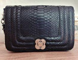 Luxus Tasche flapbag python Schlange Boy Bag neu Timeless