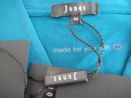 David Jones Tunic Blouse petrol-cadet blue