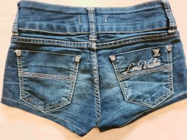 LV jeans shorts hot pants