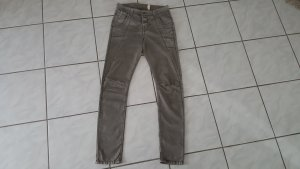 "MAC Boyfriend Jeans - Laxy "" khaki washed "" Gr. 36/ L 30 "" NEU !!!"