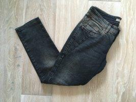 Mac Jeans Hose Denim schwarz grau Sexy Slim 36 / 32 S