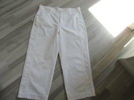 MAC Jeans 7/8-broek wit