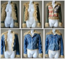 Nolita Double Jacket multicolored cotton