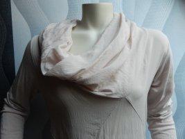 Collezione Blusa a tunica beige-crema