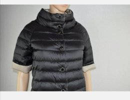 Made in Italy Down Vest black-nude