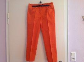 Madeleine 7/8-broek oranje