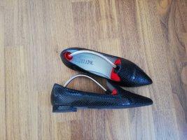 MADELEINE flache spitze Loafer