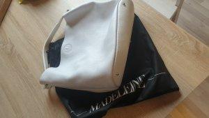 madeleine Handtasche marken Sehr gut ethalten weiss