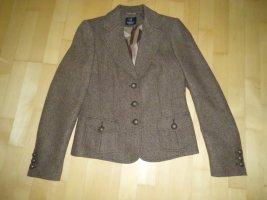 Madeleine Wool Blazer brown new wool
