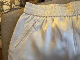 H&M M By Madonna Spodnie Capri kremowy