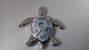 Magnetbrosche als Schildkröte neu  4,5 x 4,5 cm