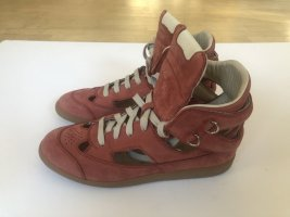Maison Margiela High Top Sneaker Gr. 40,5 Leder TOP!!!