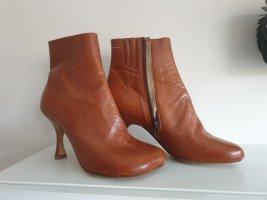 Maison Martin Margiela MM6 Ankle boots size eu 38 Cognack color