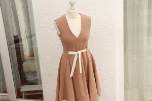 Maje Kleid in beige Gr.34