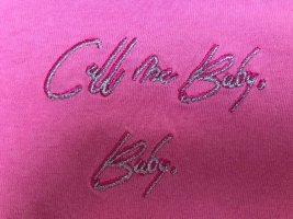 maje T-Shirt  rosa  Gr. 1 / S