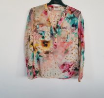 Malvin Silk Blouse multicolored