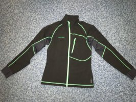 Mammut Chaqueta deportiva negro-verde